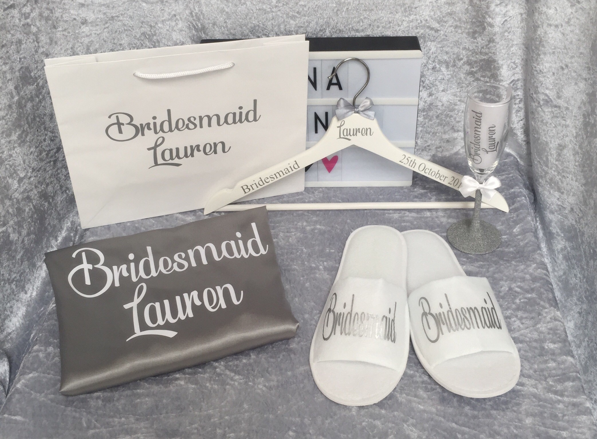 Wedding Directory Blog Bridesmaid Gifts Covered Whitewed Directory